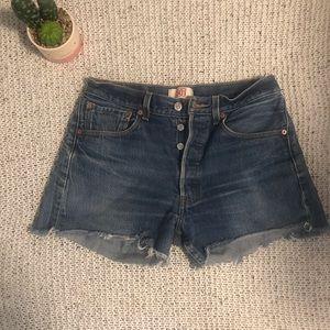 Original Levi 501 Shorts